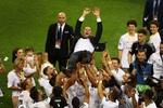 Những thành tích của Zidane khi dẫn dắt Real Madrid