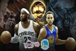 Trực tiếp Golden State Warriors vs Cleveland Cavaliers (Game 2 Chung kết NBA 2018) ở đâu?