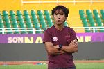 Tạm thoát ngôi bét bảng V-League, HLV Miura ví CLB TP.HCM giống đội tuyển dự World Cup