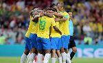 Nhận định phạt góc và thẻ phạt Brazil vs Mexico (Vòng 1/8 World Cup 2018)