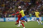 Kết quả Brazil 1-2 Bỉ: Neymar theo gót Messi và Ronaldo