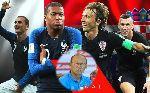 HLV Park Hang-seo dự đoán thế nào về trận chung kết Pháp vs Croatia?