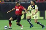 Trực tiếp MU 0-0 Club America: Valencia và Lee Grant rời sân