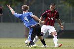 Kết quả bóng đá hôm nay (21/7): AC Milan 2-0 Novara