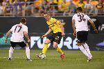 Kết quả Dortmund vs Benfica (FT: 2-2, pen: 3-4), ICC Cup 2018