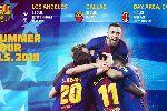 Lịch thi đấu bóng đá hôm nay (29/7): Barcelona vs Tottenham