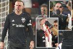 Điểm tin bóng đá chiều nay (30/7): Wayne Rooney gặp chấn thương kinh hoàng ở Mỹ