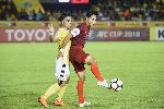Kết quả Ceres 1-1 Home United, AFC Cup 2018