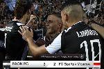 Kết quả bóng đá hôm nay (9/8): PAOK Saloniki 3-2 Spartak Moscow