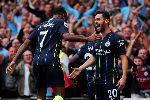 Kết quả bóng đá Ngoại hạng Anh hôm nay (13/8): Arsenal 0-2 Man City