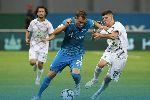 Kết quả bóng đá hôm nay (14/8): Rubin Kazan 0-1 Zenit