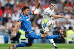 Kết quả Real Madrid 2-0 Getafe, vòng 1 La Liga