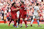 Trực tiếp Crystal Palace vs Liverpool (Vòng 2 Ngoại hạng Anh) trên kênh nào?