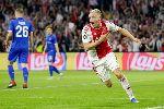Kết quả bóng đá hôm nay (23/8): Ajax 3-1 Dynamo Kyiv