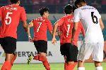 Diễn biến U23 Iran vs U23 Hàn Quốc (bóng đá nam ASIAD 2018)