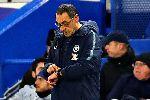 Chelsea 0-2 MU: Sarri mạnh miệng, không sợ mất 'ghế'