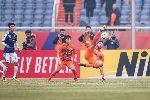 Kết quả Hà Nội FC 1-4 Sơn Đông Lỗ Năng: Hà Nội FC xuống chơi ở AFC Cup