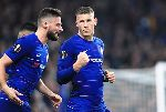 Danh sách 16 đội vào vòng 1/8 Europa League mùa giải 2018/19