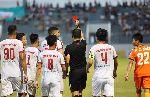 Bùi Tiến Dũng nói gì về thẻ đỏ của Quế Ngọc Hải trận SHB Đà Nẵng vs Viettel?