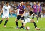 Lịch thi đấu chung kết Cúp Nhà Vua 2018/19: Barcelona vs Valencia