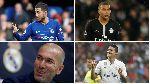 Real Madrid triều đại Zidane 2.0: Tái hợp Ronaldo, chiêu mộ Mbappe, Hazard?
