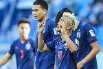 Trung Quốc 0-1 Thái Lan: Chanathip 'thêu hoa, dệt gấm', xứ chùa vàng thắng lợi
