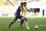TRỰC TIẾP Nhật Bản vs Colombia, 17h20 ngày 22/3