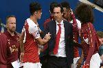 HLV Emery và Ozil hân hoan sau chiến thắng trước Newcastle