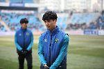 Công Phượng rộng cửa đá chính ở Incheon United sau chấn thương của Mugosa
