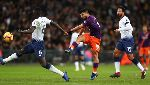 Manchester City vs Tottenham Hotspur: Đội hình dự kiến lượt về tứ kết C1