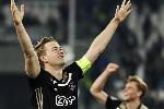 Đội hình Ajax chẳng ngán ai ở bán kết C1 2019