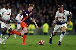 Dự đoán Manchester City vs Tottenham Hotspur bởi chuyên gia Charlie Nicholas