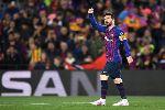 Top ghi bàn C1 2019: Messi vô đối