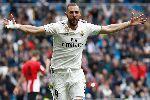 Real thắng dễ Bilbao, Zidane tin Benzema là tiền đạo hay nhất thế giới