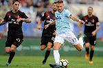 AC Milan 0-1 Lazio: Top 4 lung lay