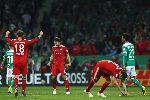 Thắng nhọc Bremen, Bayern vào chung kết Cúp Quốc gia Đức