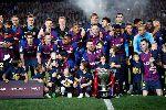 Barcelona vô địch La Liga: Cú đúp của HLV Valverde