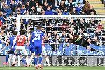 Video xem lại Leicester 3-0 Arsenal (Premier League, Ngoại hạng Anh vòng 36)
