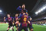 Barca 3-0 Liverpool: Messi 'hóa thánh', xứ Catalan mở hội
