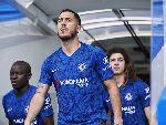 Hazard ra mắt áo đấu Chelsea 2019/2020, xóa tan tin đồn sang Real