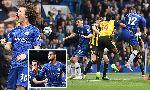 Video xem lại Chelsea 3-0 Watford: The Blues vào Top 3