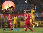 Sân Hàng Đẫy tiếp tục đối mặt án phạt pháo sáng sau trận Viettel vs SLNA