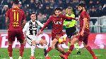 Xem trực tiếp AS Roma vs Juventus trên kênh nào?