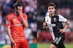 Gareth Bale đá trận cuối cho Real, Dybala dứt áo rời Juventus