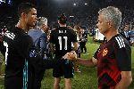 Mourinho tái xuất cùng Ronaldo giúp Juventus vô địch C1?