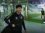 Công Phượng về nước cùng ĐT Việt Nam chuẩn bị cho King's Cup