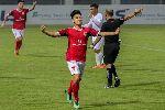 Martin Lo có thể ra mắt U23 Việt Nam trong trận giao hữu gặp U23 Myanmar