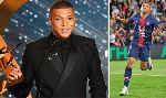 Tổng hợp các danh hiệu Ligue 1 2018/19: Mbappe là số 1