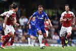 Lịch sử đối đầu Chelsea vs Arsenal trước chung kết Europa League 2019