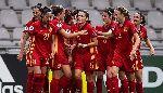 TRỰC TIẾP Nữ Tây Ban Nha vs Nữ Nhật Bản, 18h50 ngày 2/6